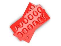 Pills Pack Stock Photo