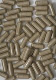 Pills pattern Royalty Free Stock Image