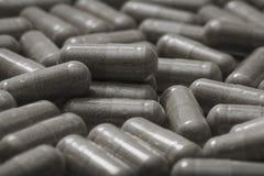 Pills pattern Stock Image