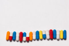 Pills. Pharmaceautical concept. High resolution image Stock Photo