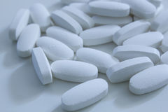 Pills. Generic for cure disease Royalty Free Stock Image