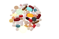 Pills & tablets Stock Photos