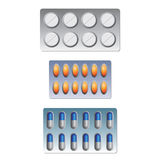 Pills Royalty Free Stock Photo