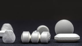 Pills and tablets Stock Photography