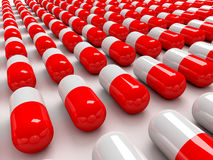 Pills texture royalty free stock photography