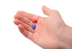 pills två Royaltyfria Foton