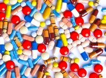 Pills Stock Image