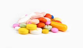Pills Stock Image