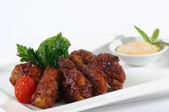 Pilon de poulet Photo stock