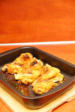 Pilon de poulet Photographie stock libre de droits