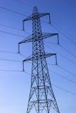 pilon energii elektrycznej obrazy stock