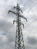 pilon energii elektrycznej obrazy royalty free