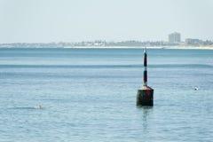 Pilone della Bell alla spiaggia di Cottesloe, Australia occidentale Fotografia Stock