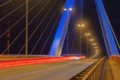 Pilonu most Obrazy Stock
