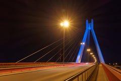 Pilonu most Obraz Royalty Free