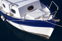 pilot łódź Fotografia Royalty Free