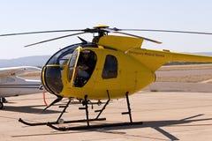 pilot śmigłowca Obraz Stock