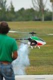 pilot śmigłowca Zdjęcie Stock