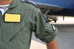 Pilot Stockfoto