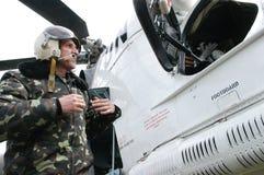 pilot Zdjęcia Stock
