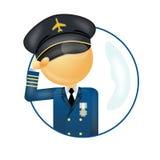 Pilot Royalty Free Stock Photos