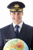 Pilot Royalty Free Stock Photo