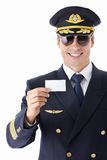 Pilot Royalty Free Stock Photography