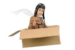 Pilot Stockbild
