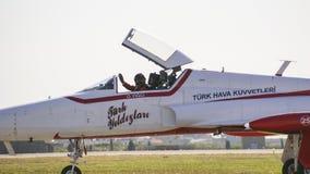 Pilot Zdjęcie Royalty Free