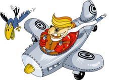 Pilot Zdjęcie Stock