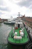 Pilot boat Royalty Free Stock Image