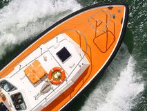 Pilot boat Royalty Free Stock Photos