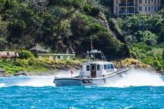 Free Pilot Boat Stock Image - 92686651