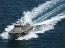 Pilot boat Charleston Sough Carolina Royalty Free Stock Photo