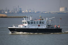 Pilot Boat Royalty Free Stock Photography
