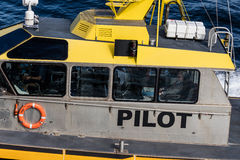 Pilot Boat Stock Images
