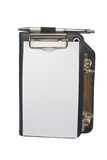 Pilot clipboard Royalty Free Stock Photos