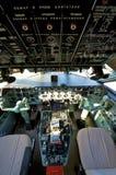Pilot cockpit Stock Photography