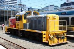 Pilot do TV shunter dieslowski loco, Wellington Zdjęcie Royalty Free