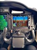 Pilot für einen Tag Stockfoto