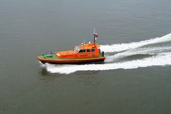Pilot- fartyg Collingwood Royaltyfria Foton