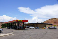 Pilot Gas Station travel center Stock Photography
