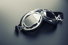 Pilot glasses Royalty Free Stock Photography