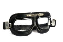 Pilot goggles Stock Photo