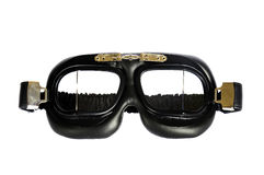 Pilot goggles Stock Photography