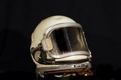 pilot helmet Stock Image
