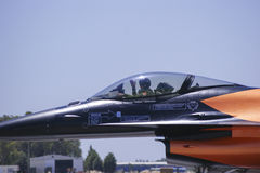 Pilot- honnör Royaltyfria Foton