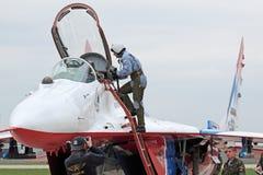 Pilot Stock Photography