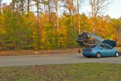 Piloté à la distraction II Images stock
