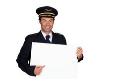 Pilot Royalty Free Stock Photography